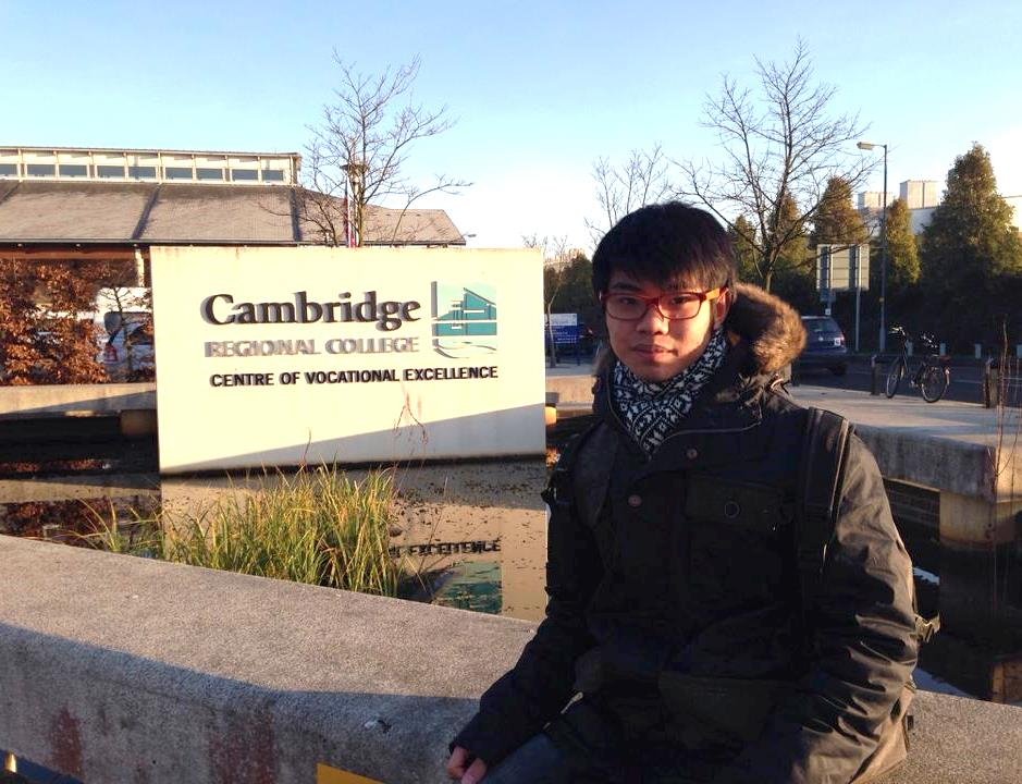 cambridge college, international student