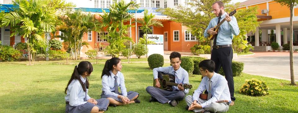 cambridge college, international school, high school