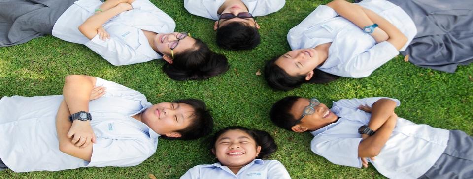 high school, international school, study in thailand