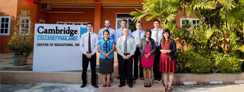 teaching jobs, cambridege college, international school, igcse thailand, british curriculum, study in thailand