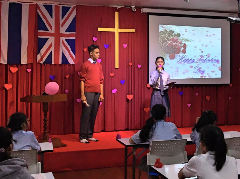 school activities, international school