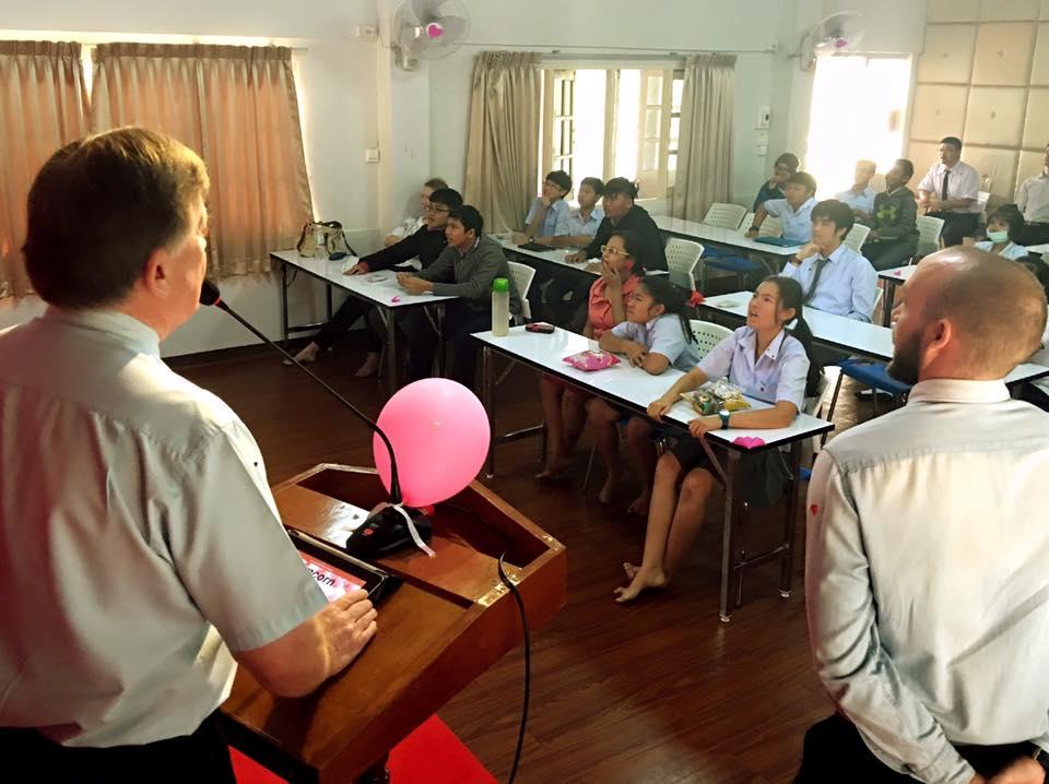 school activities, international school